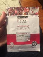 Freeman Beauty Infusion Pomegranate & Peptides Sheet Mask uploaded by Luzsenny S.