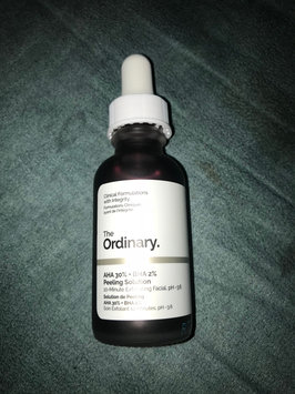 Photo of The Ordinary AHA + BHA 2% Peeling Solution uploaded by Adrienne S.