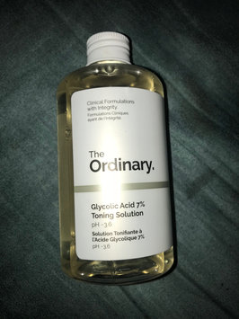 Photo of The Ordinary Glycolic Acid 7% Toning Solution uploaded by Adrienne S.