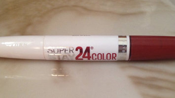 Maybelline Super Stay 24hr Ultimate Red Duo Lips - Amber Allure uploaded by Alyssa S.