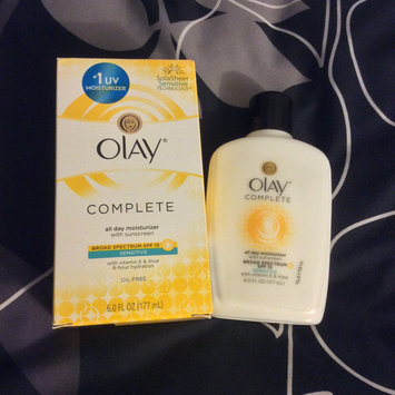 Olay Complete Cream All Day Moisturizer with SPF 15 for Sensitive Skin uploaded by Richelle L.