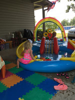 Intex 57139EP Mermaid Kingdom Pool Play Center uploaded by Erin J.