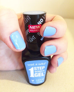 Photo of wet n wild 1 Step WonderGel Nail Color uploaded by Adelle M.