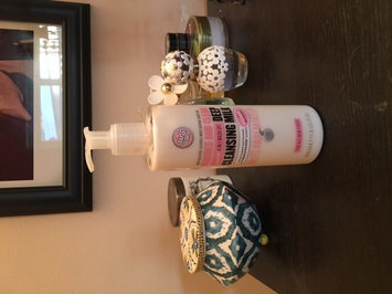Photo of Soap & Glory Peaches And Clean(TM) Deep Cleansing Milk uploaded by Anna K.