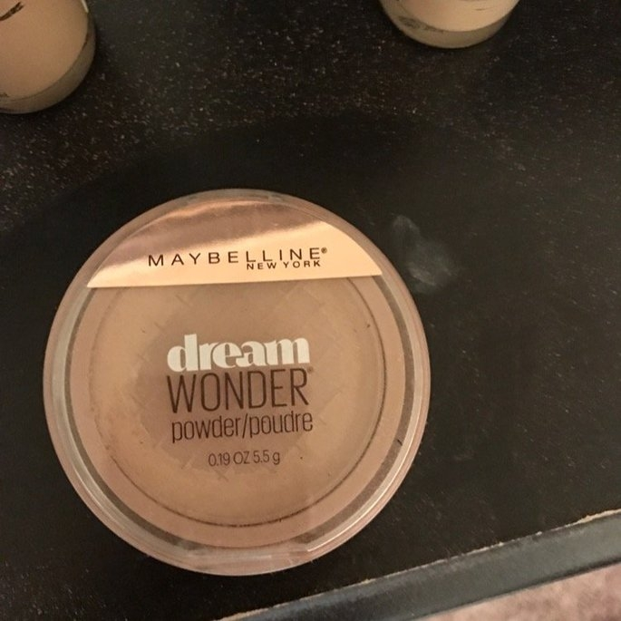 Maybelline Dream Wonder Powder uploaded by Brittney K.