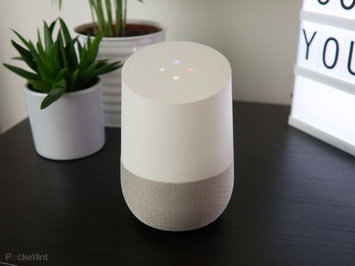 Photo of Google Home uploaded by Joan R.