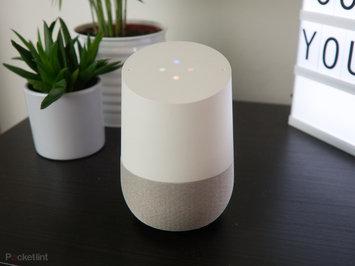 Photo of Google Home - White Slate uploaded by Joan R.