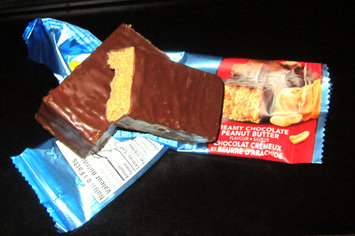 Photo of PowerBar Protein Plus Reduced Sugar Bar Chocolate Peanut Butter uploaded by Jessica E.