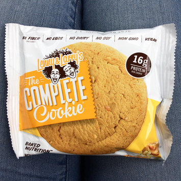 Lenny Larrys Lenny & Larry's - The Complete Cookie Snickerdoodle - 4 oz. uploaded by Olivia B.