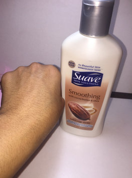 Photo of Suave® Smoothing with Cocoa Butter & Shea Body Lotion uploaded by Milpa M.