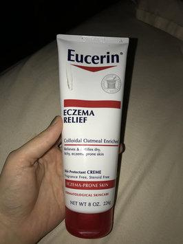 Photo of Eucerin Eczema Relief Body Creme - 8 oz uploaded by Tisha M.