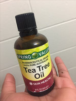 Spring Valley Pharmaceutical Grade Tea Tree Oil 2 fl oz uploaded by Tommie J.