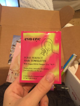 Photo of Eva NYC Purse Perfect Hair Towelettes uploaded by Eliza C.