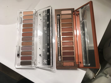 Urban Decay Naked Heat Eyeshadow Palette uploaded by L R.