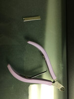 Earth Therapeutics CUTICLE NIPPER, PINK uploaded by Danielle B.
