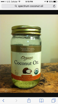 Spectrum Coconut Oil Organic uploaded by Akeema H.