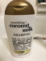 OGX® Coconut Milk Shampoo uploaded by Christain S.
