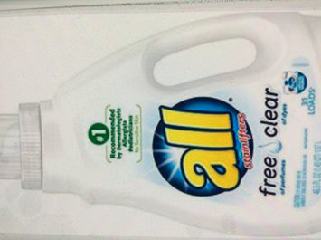 Photo of Tide Free and Gentle Liquid Laundry Detergent uploaded by Peggy C.