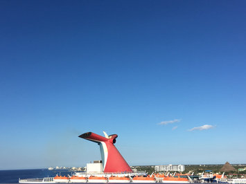 Carnival Cruise Line uploaded by Bria W.
