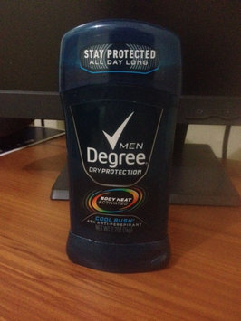 Photo of Degree® Cool Comfort All Day Protection Anti-perspirant Deodorant for Men uploaded by Fernando D.