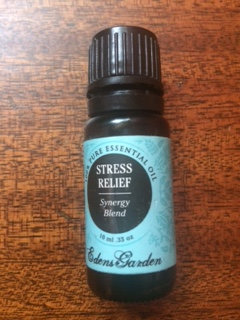 Edens Garden Stress Relief Synergy Blend Essential Oil- 10 ml (Bergamot, Patchouli, Blood Orange, Ylang Ylang & Grapefruit) uploaded by Abigail T.