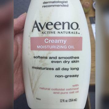 Photo of Aveeno Creamy Moisturizing Oil uploaded by Jeanette V.