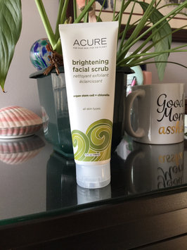 Photo of Acure Organics Brightening Facial Scrub uploaded by Katie M.