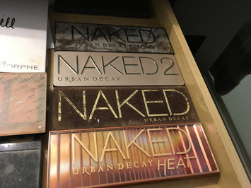 Urban Decay Naked Palette uploaded by Rachel G.