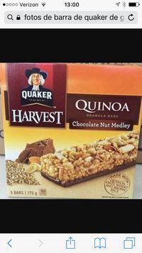 Photo of Quaker® Quinoa Granola Bars Fruit & Nut uploaded by karina m.