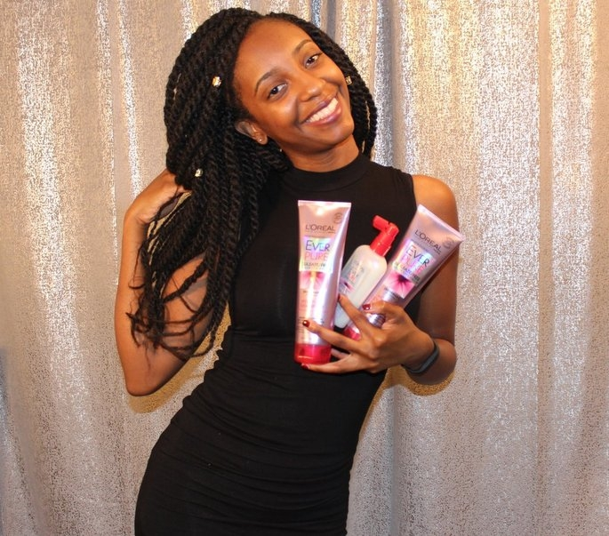 L'Oréal EverPure Moisture Conditioner uploaded by Darnesha K.