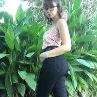 Hollister Black High-Rise Super Skinny Jeans uploaded by Hannah P.