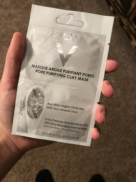 Photo of Vichy Mineral Pore Purifying Facial Clay Mask uploaded by Tisha M.