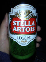 Stella Artois Beer uploaded by Ashley M.