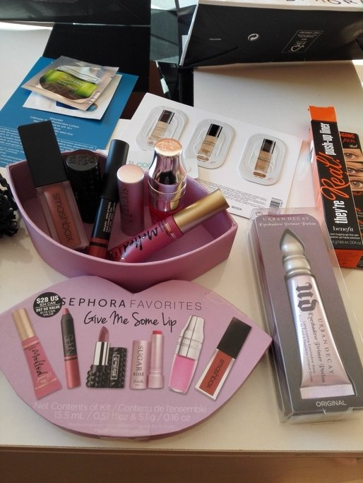 Sephora Favorites Give Me Some Nude Lip uploaded by Alba G.