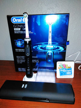 Photo of Oral-B 8000 Genius Electric Rechargeable Toothbrush uploaded by Louis L.