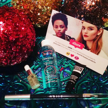 Photo of Mally Beauty Evercolor Starlight Waterproof Eyeliner in Midnight Black uploaded by Bianca B.