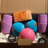 LUSH Cosmetics Northern Lights Bath Bomb uploaded by Kay K.