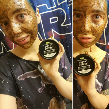 LUSH Cup O' Coffee Face and Body Mask uploaded by Jessica D.