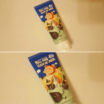 Photo of Elizavecca Hell-Pore Clean Up Mask uploaded by Jessica D.
