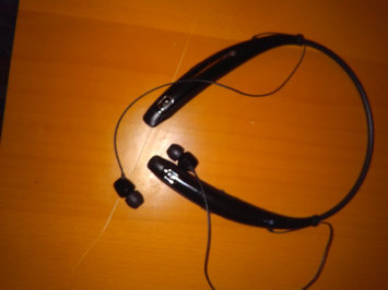 Photo of LG Tone Pro Bluetooth Headset uploaded by Rocco D.