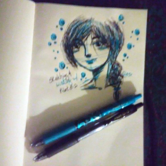 Pilot G2 Gel Roller Pen, Black (2 pack) uploaded by Dora G.