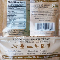 Ginger People Hot Coffee Ginger Chews-3 oz-Bag uploaded by NATTRACTIVE R.