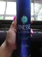 Finesse Touchables Extra Hold Aerosol Hair Spray, 7 Oz uploaded by Gabriela M.