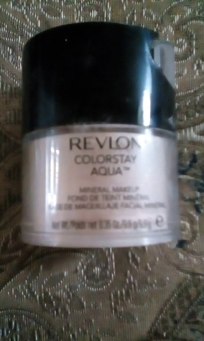 Revlon Colorstay Aqua Mineral Makeup uploaded by Tara K.