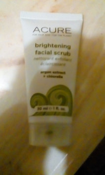 Photo of Acure Organics Brightening Facial Scrub uploaded by Tara K.