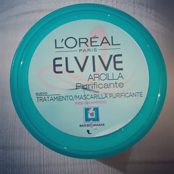 L'Oréal Extraordinary Clay Pre-Shampoo Treatment  Mask uploaded by Ines G.
