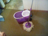 As Seen on TV Hurricane Spin Mop uploaded by julie G.