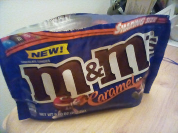Photo of M&Ms Caramel uploaded by julie G.