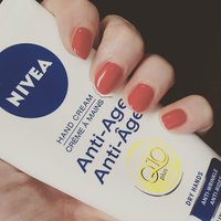 NIVEA Anti-Age Q10 Plus Hand Cream uploaded by Kimberley C.