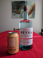Reyka Iceland Vodka  uploaded by Esther Y.